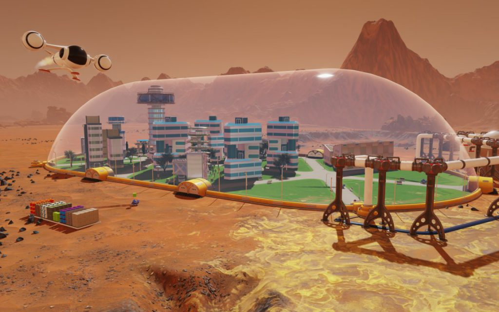Surviving Mars, surviving mars review, new games, game reviews, video game reviews, for love of the game, for love of the game review, for love of the game william, gigamax, gigamax games, pc games, paradox, paradox games, gaming news, game reviewers, reviewer contributors, game reviewers, gigamax games, gigamax reviews