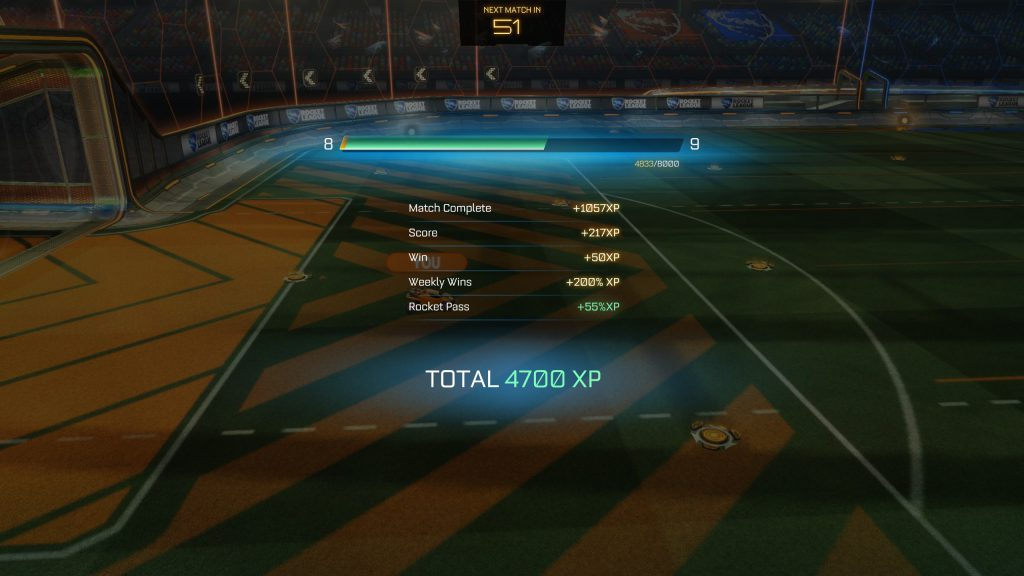 Rocket League, Psyonix, updated progression system, progression system patch, new progression system rocket league, rocket league news, rocket league update, gigamax, gigamax games, video game news, gaming news, nj gaming