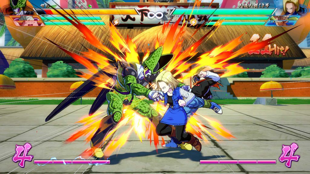 Dragon Ball FighterZ, nintendo switch, dragon ball fighterz nintendo switch, dragon ball fighterz switch beta, dbz switch, gigamax, gigamax games, gigamax games news, video game news, Nintendo News