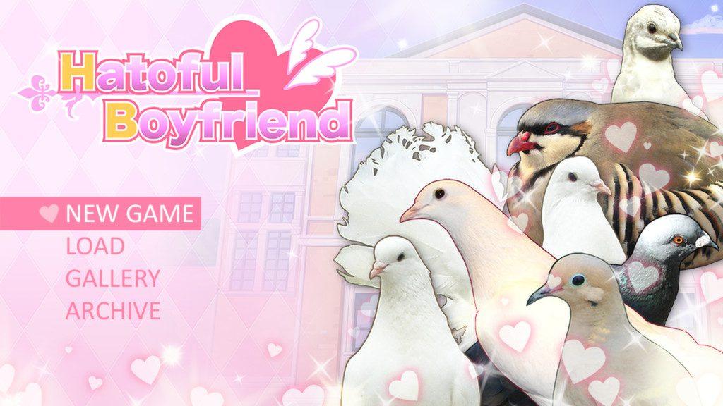 hatoful boyfriend,  indie games, indie games, indie developers, steam, steam games