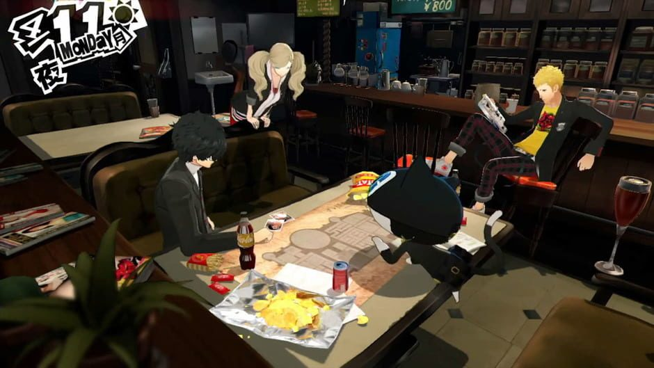 Persona 5 r, persona 5, persona, capcom, atlus, atlus persona, atlus persona 5, gigamax games, video game news, gaming news, video game media, persona news