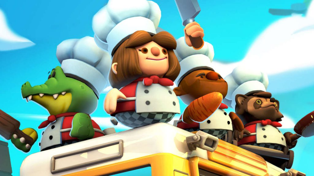 The Game Awards, Game Awards, Game of the Year 2018, The Game Awards 2018, Overcooked 2, Best Family Game, Best Family Game Game Awards