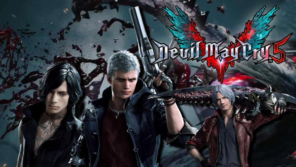 devil may cry 5, devil may cry v, dmc 5, dmc v, devil may cry youtube, devil may cry 5 youtube, devil may cry gameplay, capcom, gigamax, gigamax youtube, new video games, video game releases, video game 2019