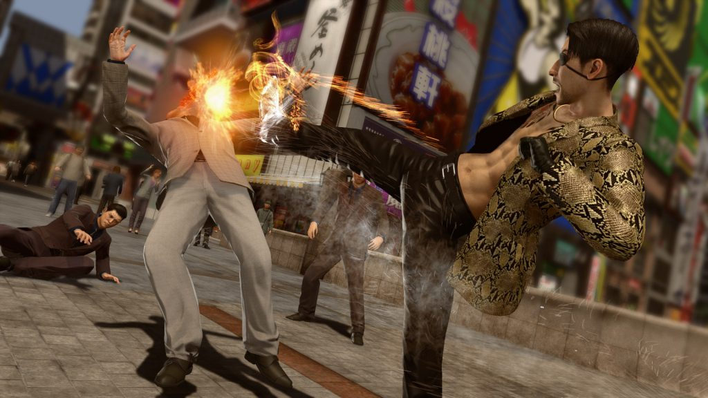 Yakuza Kiwami 2, May video games, may video game releases, new video games, video game releases, latest games, newest games, switch games, pc games, ps4 games, xbox one games