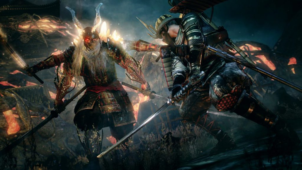 Nioh 2, Nioh, ps4, sony, nioh 2 closed alpha, closed alpha, playstation, gaming, games, gigamax, gigamax games