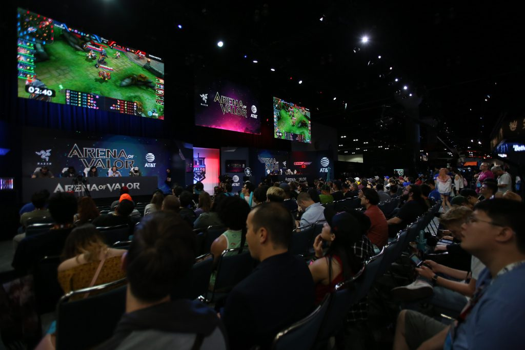 E3, E3 2019, Xbox, Sony, Nintendo, Activision, PS4, Xbox One, Nintendo Switch, Phil Spencer, Gaming, Gigamax, Gigamax Games