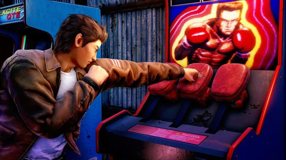 Shenmue 3, shenmue, kickstarter, epic games, epic games store, epic store, steam, pc gaming, ys net, gaming, games, gigamax, gigamax games
