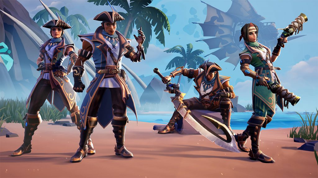 Dauntless, Fortune & Glory, Hunt Passes, dauntless update, dauntless content, dauntless season, video game news, gaming news, dauntless pirates