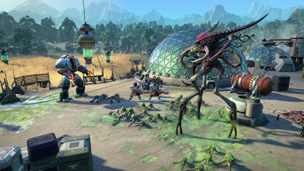 age of wonders, age of wonders planetfall, new pc games, pc gaming, video game news, newest games, latest games