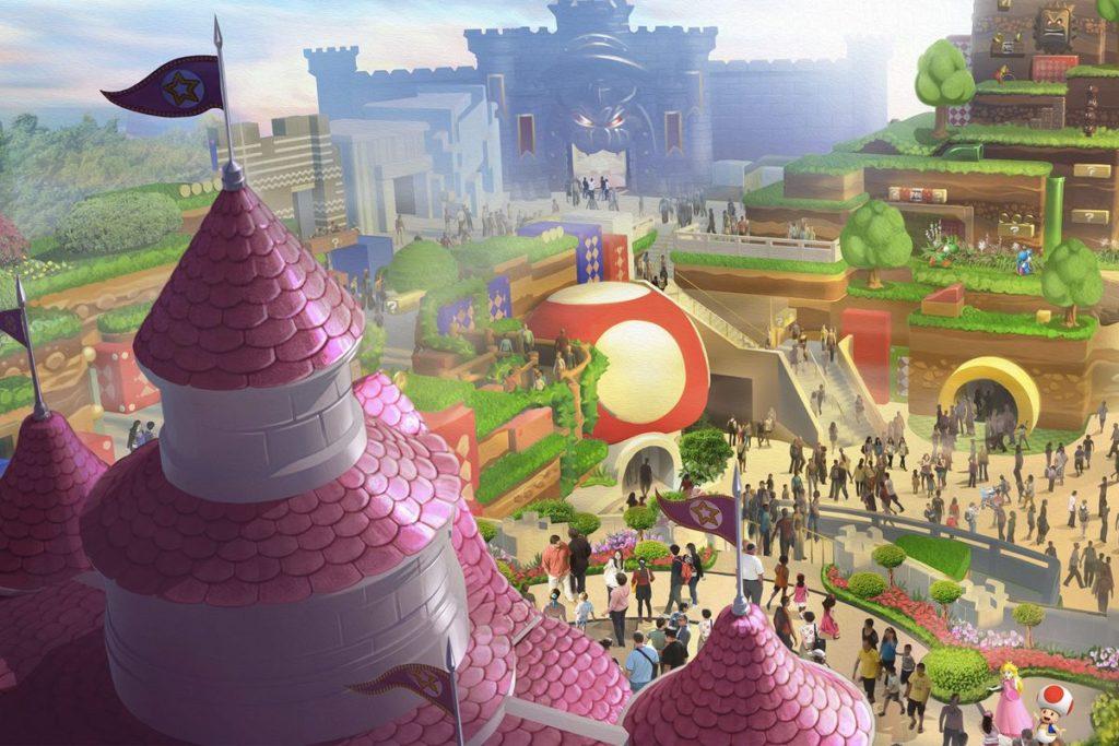 Super Nintendo World, super nintendo theme park, nintendo theme park, video game news, gaming news, latest gaming news, video game news, video game industry