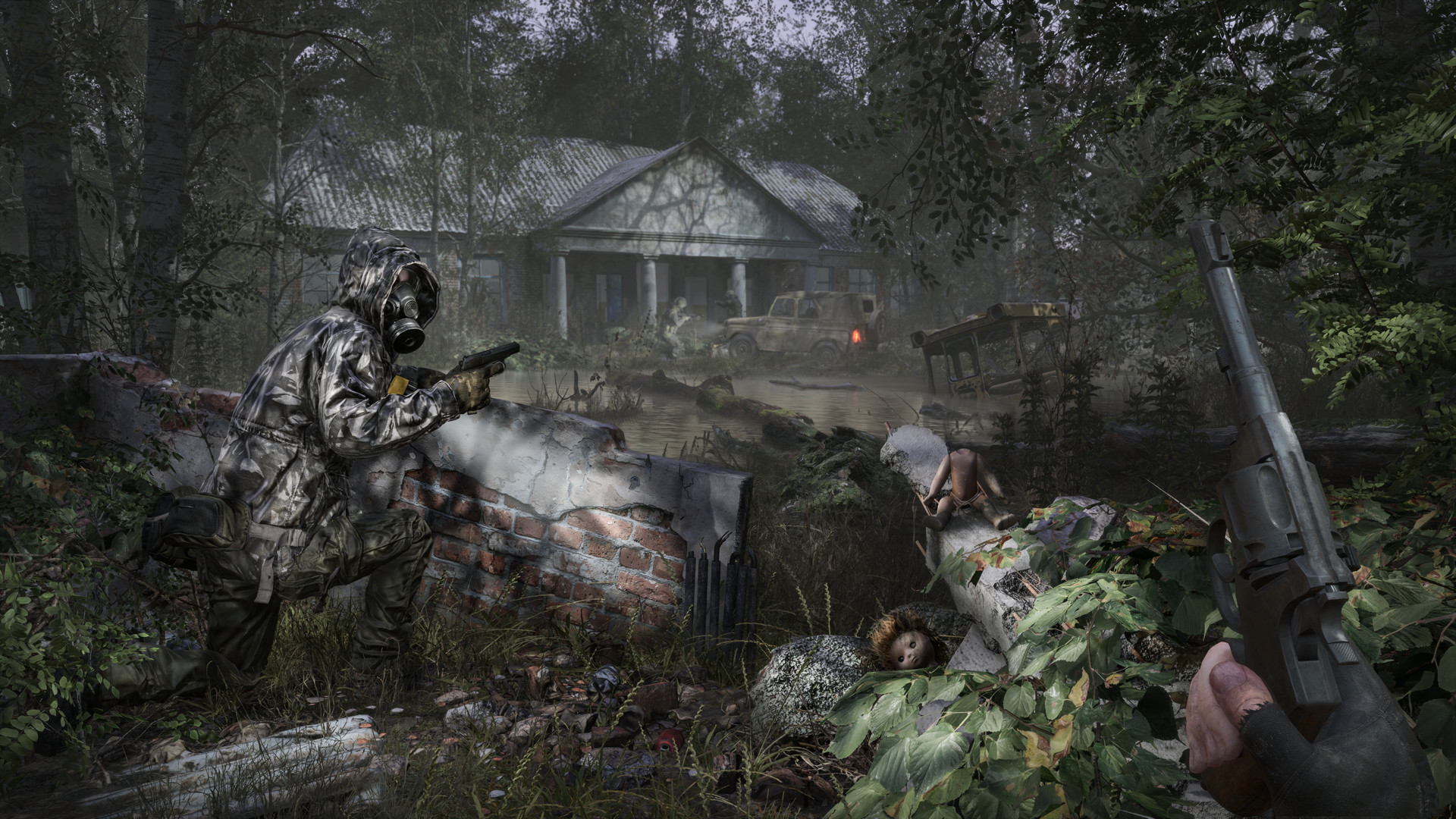 Chernobylite, survival game, video games, gaming news