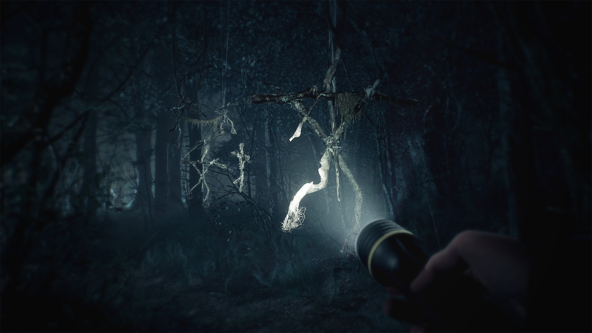 Blair Witch, puzzle games, survival horror, new games, latest games