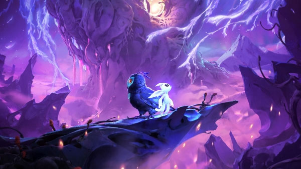Ori and the Will of the Wisps, Ori and the Will of the Wisps game art