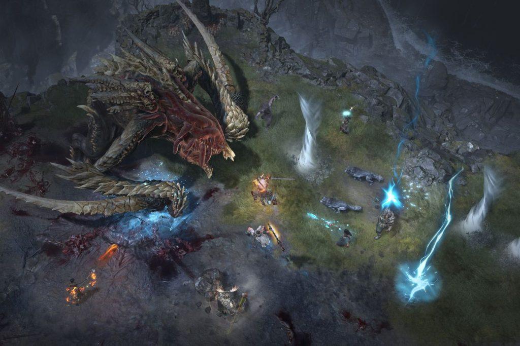 Diablo 4, blizzard, diablo 4 offline, diablo 4 offline play, diablo 4 news, diablo 4 gameplay