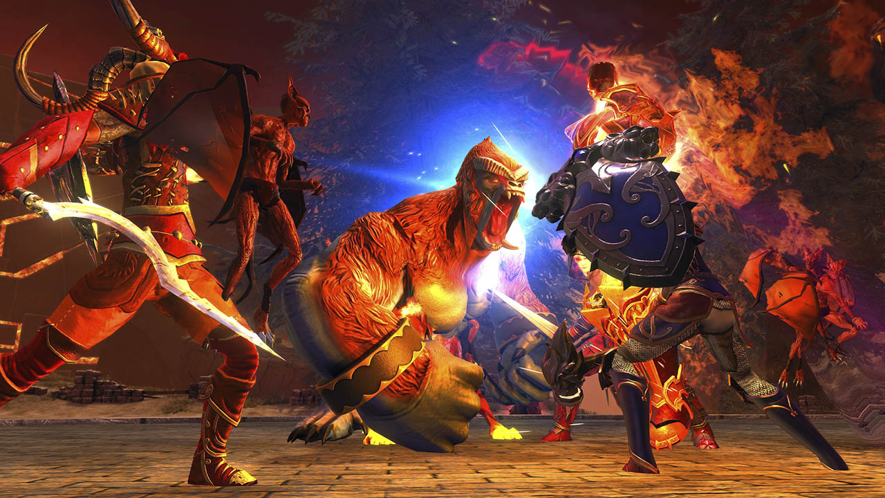 neverwinter update for pc xbox one and playstation