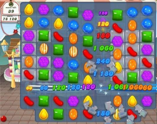 candy crush, mobile games, 2020 mobile games