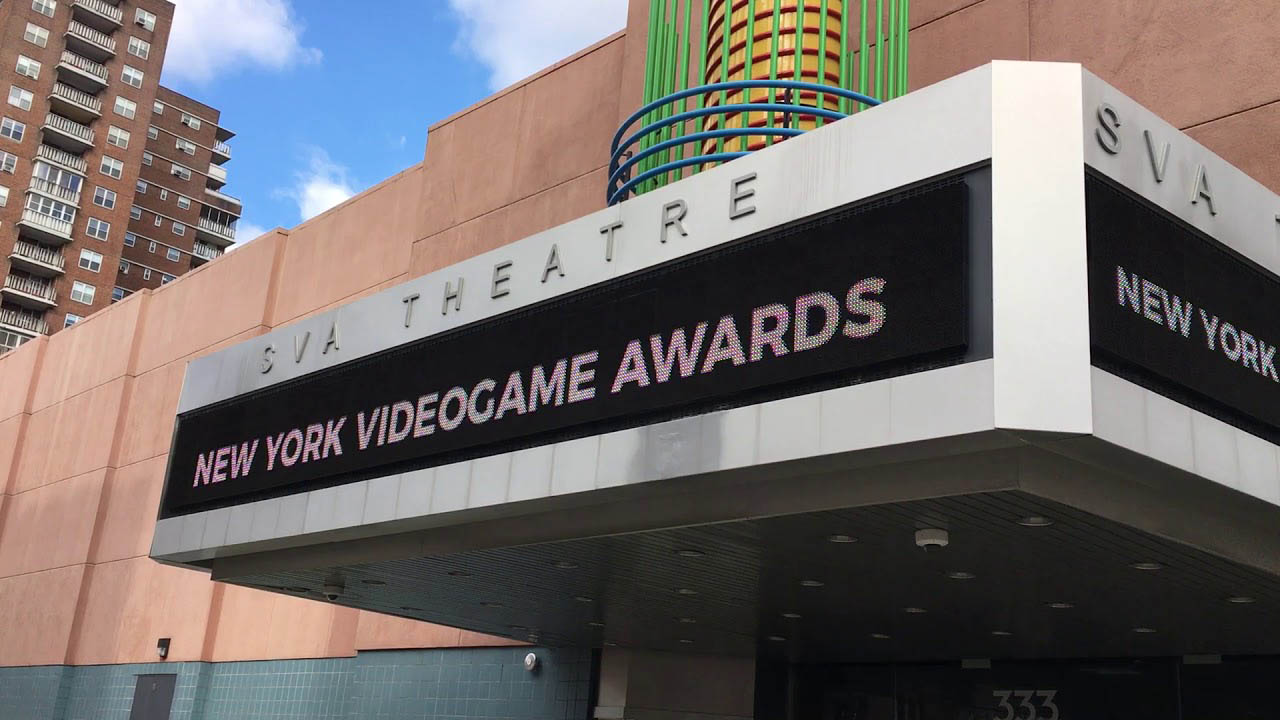 new york videogame awards, New York Videogame Critics Circle, video game conference, video game awards nominees, video game news, video game media