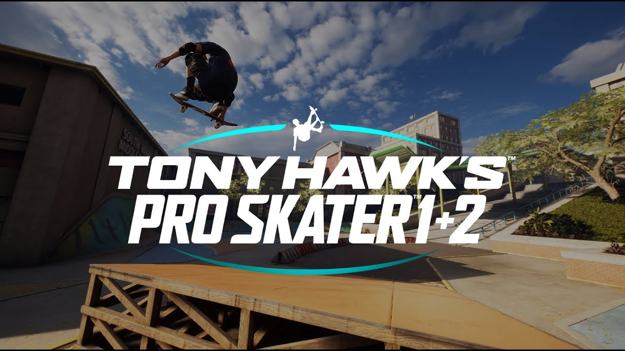 thps 1+2, tony hawk's pro skater, tony hawk's pro skater 1 + 2, new tony hawk game, tony hawk remake, tony hawk remade, tony hawk remaster, remastered games, remade games, video game news