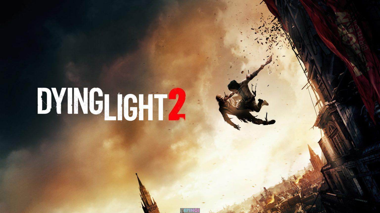 dying light 2 game art