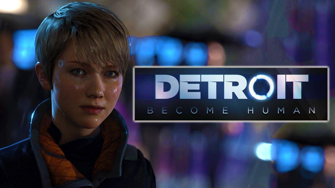 detroit become human gameplay art