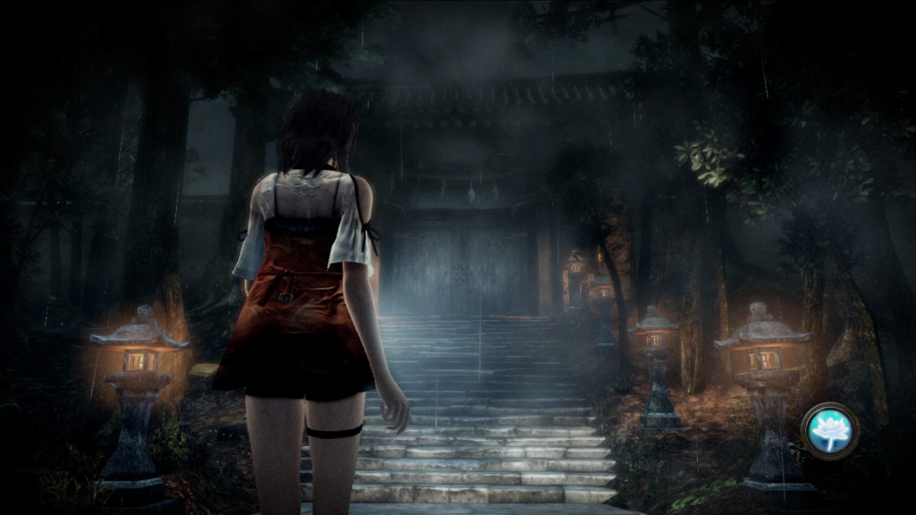 Fatal Frame Maiden of Black Water screenshot