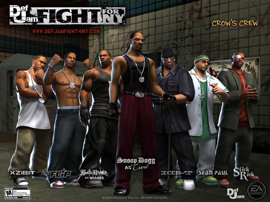 Def Jam Fight for New York remaster