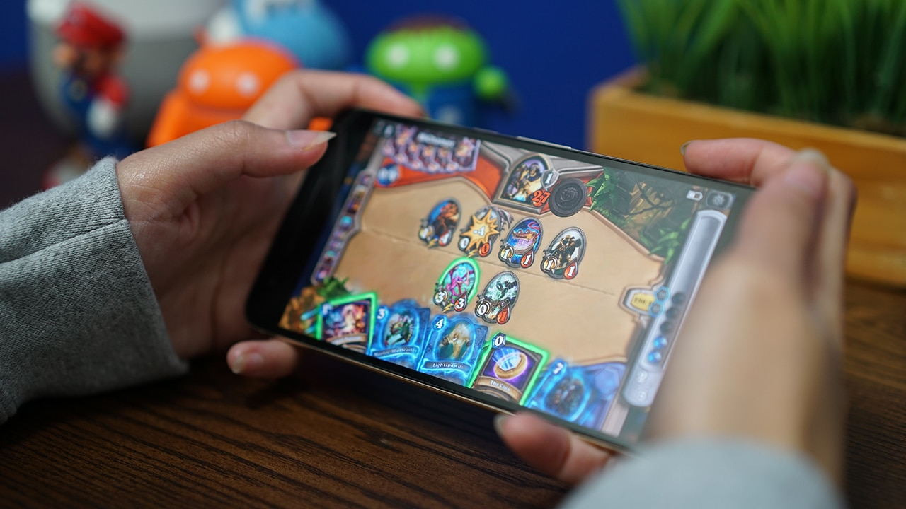 best mobile games to play