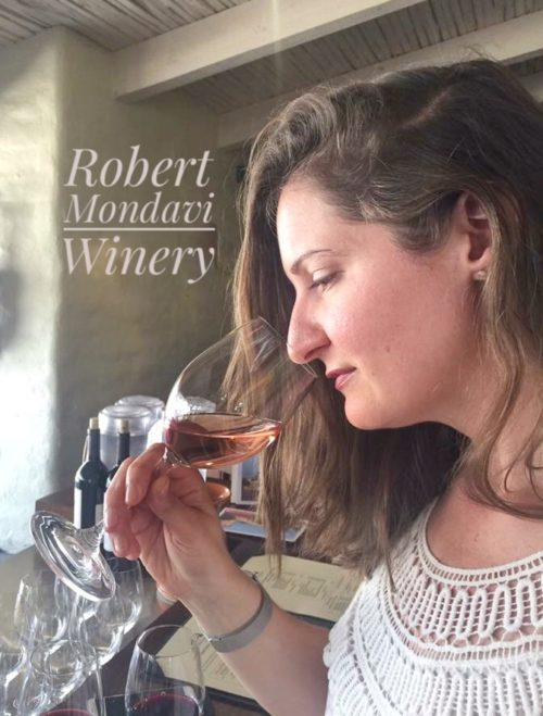 Robert Mondavi Winery Visit