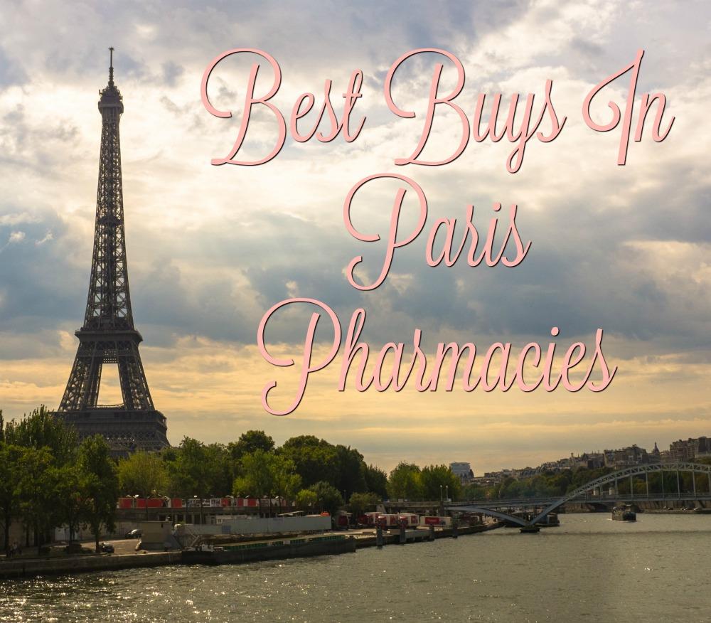 5 Best Things To Buy In Paris Pharmacies & French Pharmacy Picks