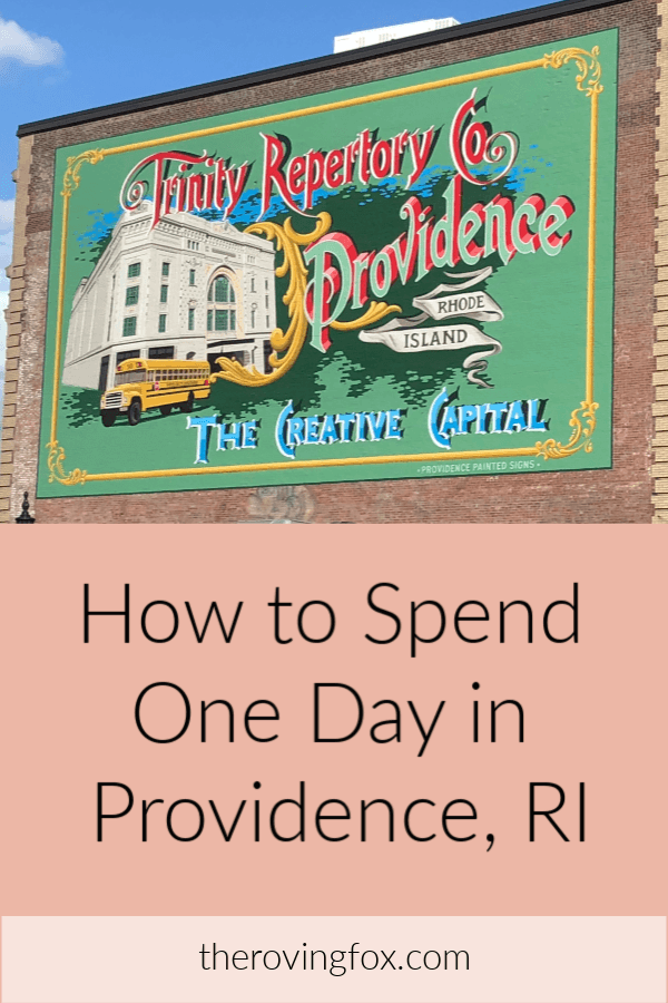 One Day in Providence RI