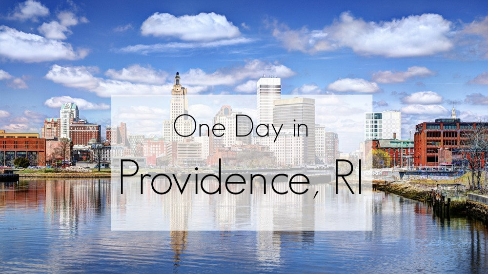 One day in Providence, RI