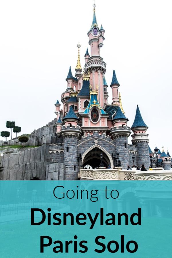 Disneyland Paris solo