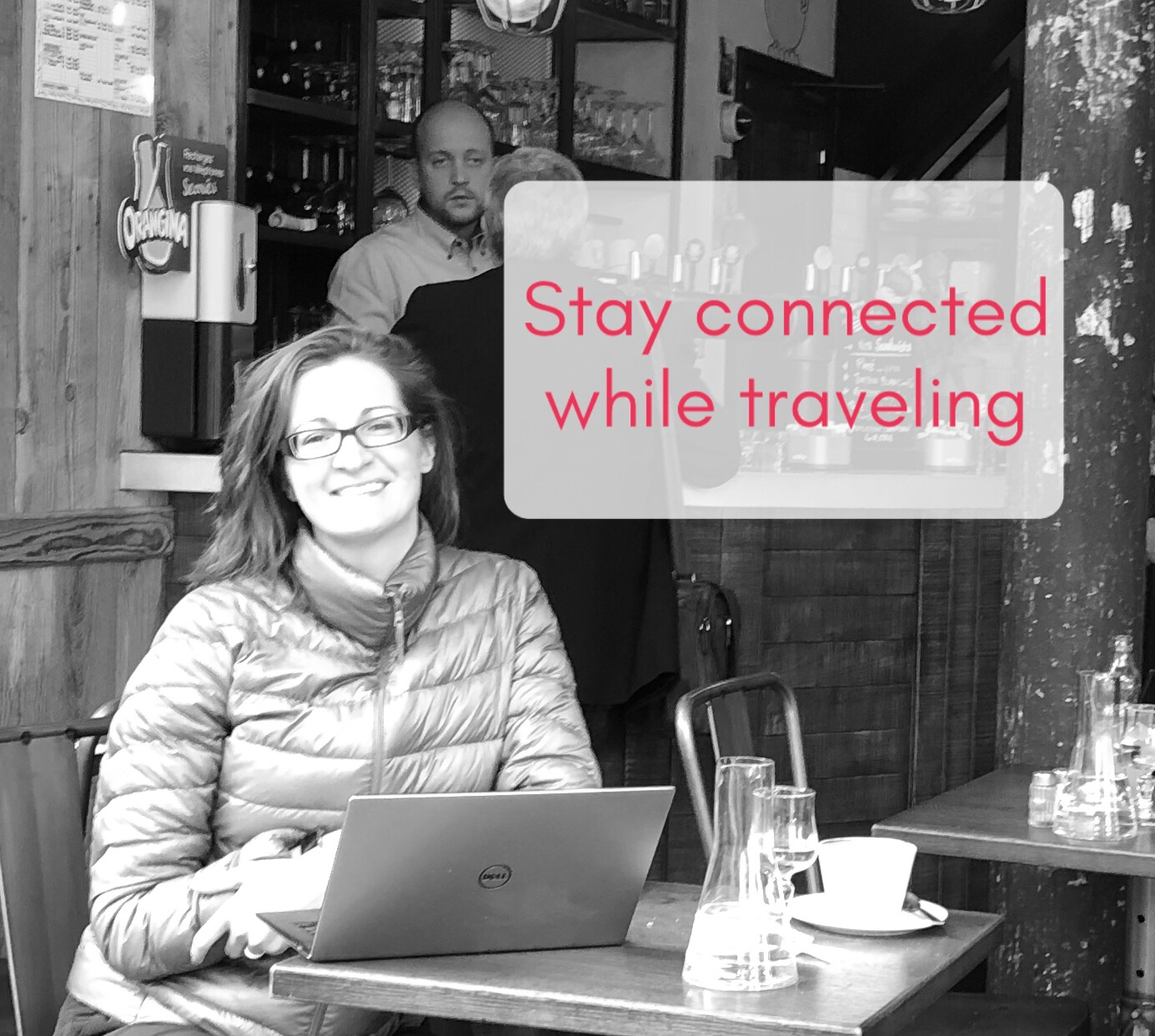 How to get data while traveling abroad