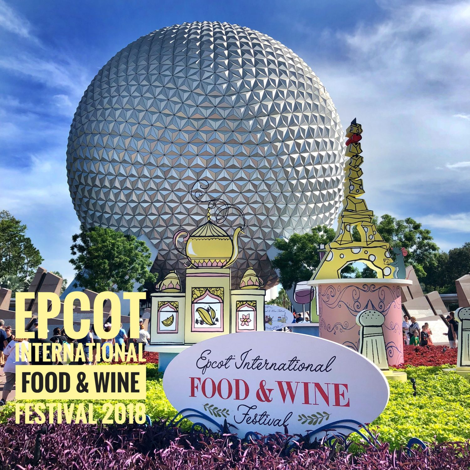 Epcot International Food & Wine Festival 2018 Review