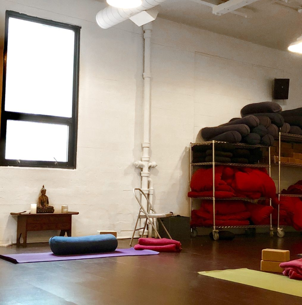 South Boston Yoga Studio