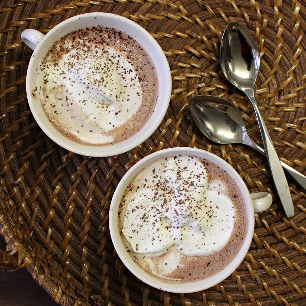 taza chocolate hot chocolate in Boston therovingfox.com