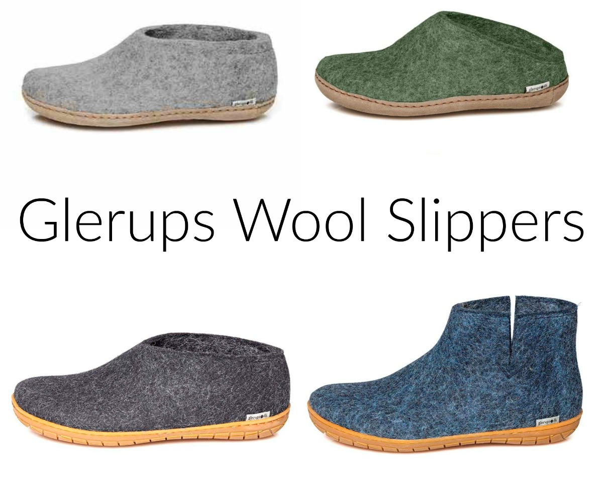 Glerups: The Danish Wool Slippers I'm Obsessed With