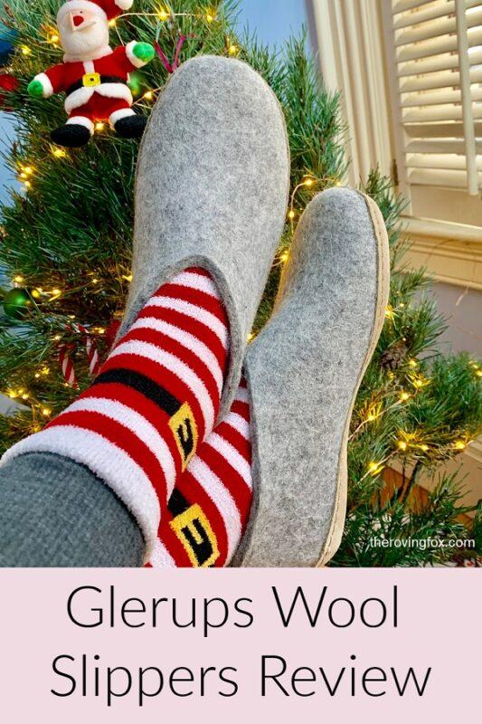 Glerups slippers review pinterest