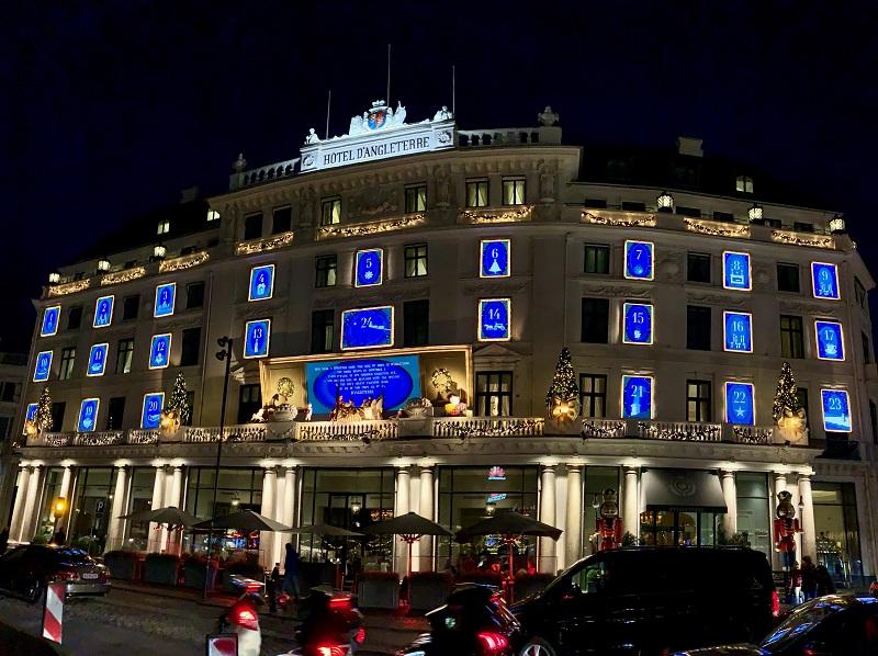 Hotels in Copenhagen Hotel d'Angleterre