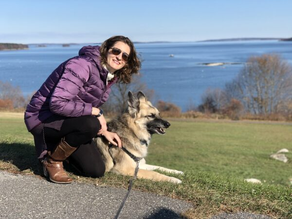 Portland Maine Dog Friendly Portland Eastern Promenade