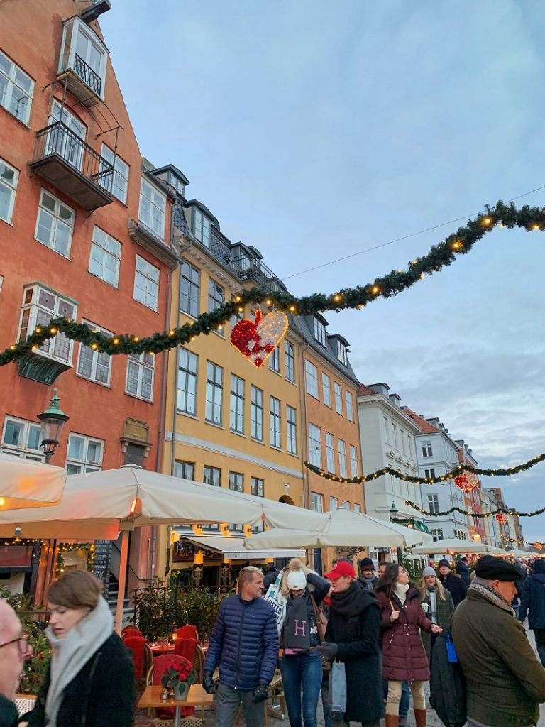 Things To Do In Copenhagen In Winter Nyhavn Christmas Market