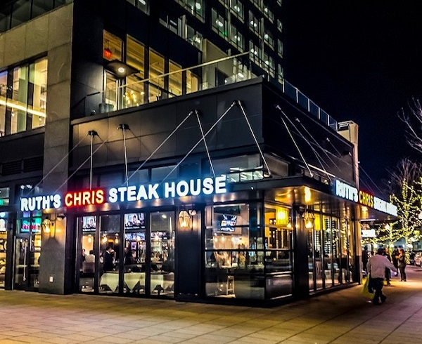 Best Steakhouse in Boston Assembly Row Ruths Chris Restaurant