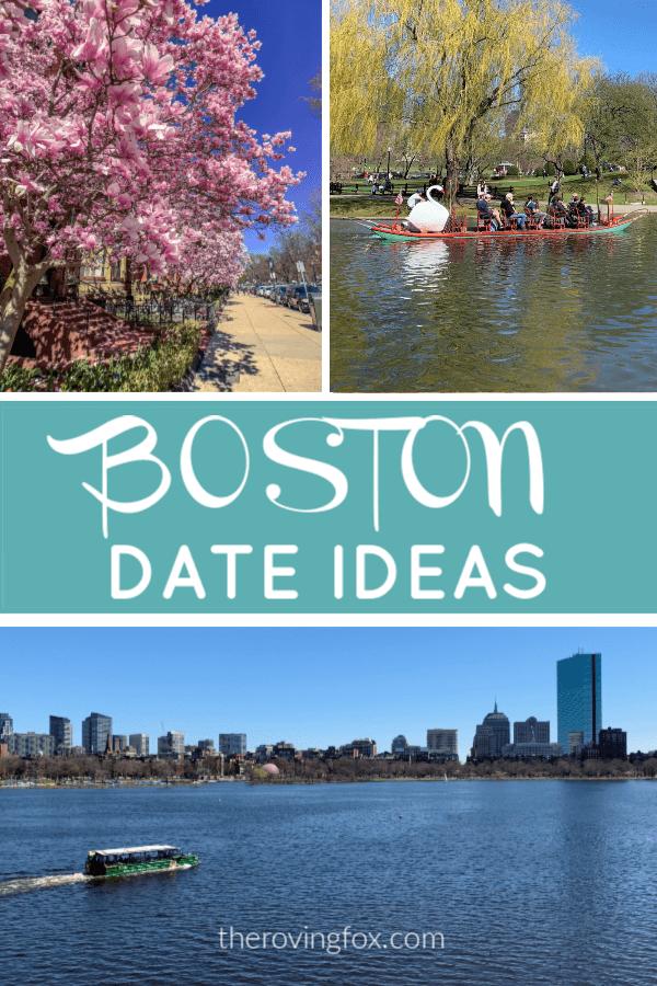 Boston Date Ideas. Five fun and unique Boston date ideas