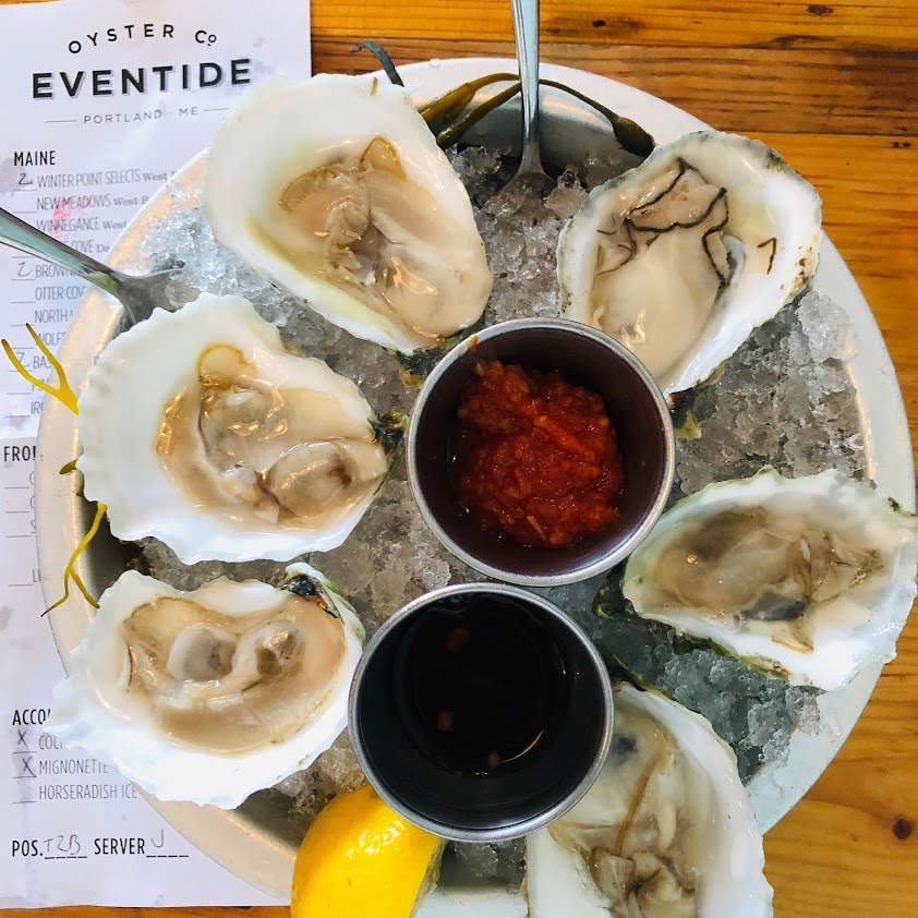 Eventide Oyster Co Boston