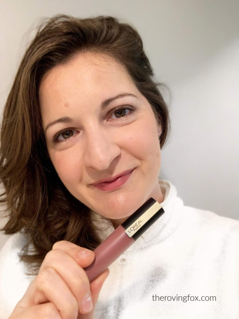 Loreal Paris Rouge Signature Matte Liquid Lipstick review