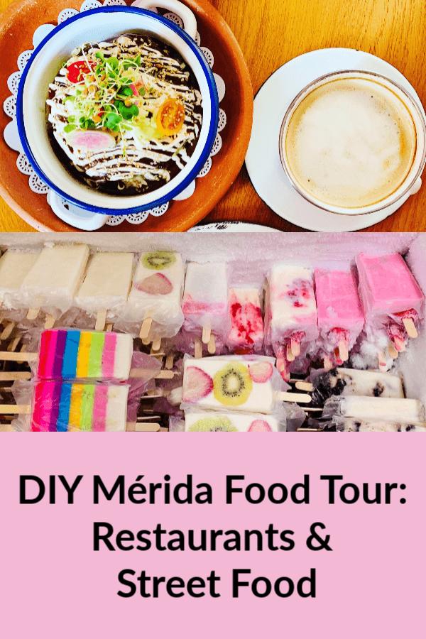 Merida Food Tour Mayan food mexico