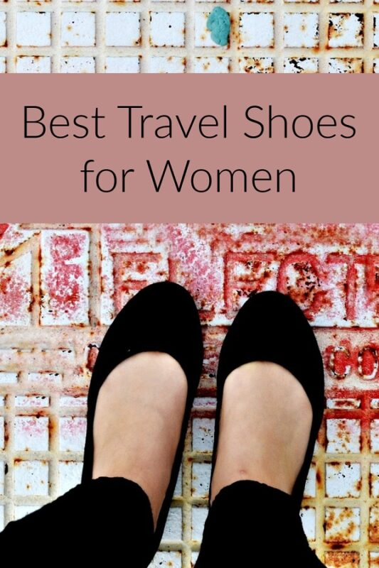 Best travel shoes for women. Best shoes for standing all day. Pinterest