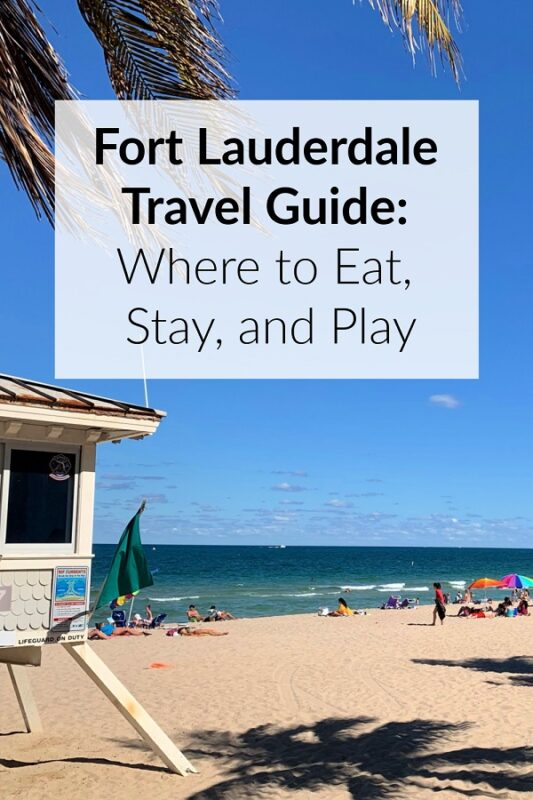Fort Lauderdale Travel Guide. Las Olas Fort Lauderdale. Things to do in Fort Lauderdale