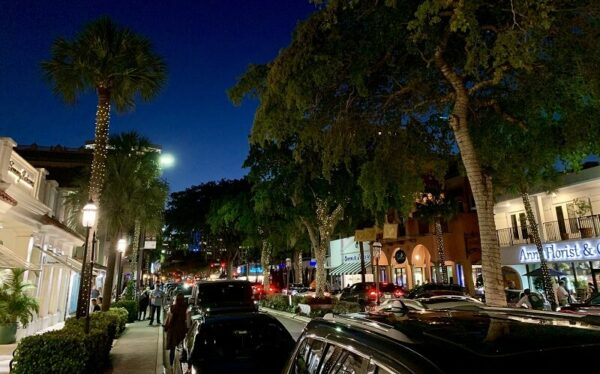 Fort Lauderdale nightlife Las Olas Fort Lauderdale