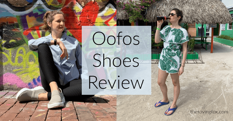 Are Oofos shoes the perfect recovery shoes? An Oofos review